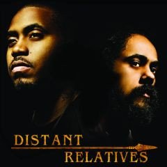 """Nas & Damian Marley """"Distant Relatives"""" (Universal Recordings/DefJam Records)"""