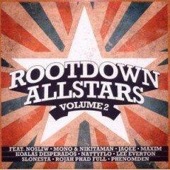 "Various Artists ""Rootdown Allstars Volume 2"" (Soulfood/Rootdown Records 2010)"