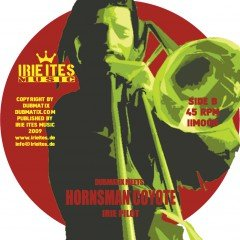 Mighty Howard and Hornsman Coyote 7 Inch (ROUGH OUT RIDDIM) [IIM005]