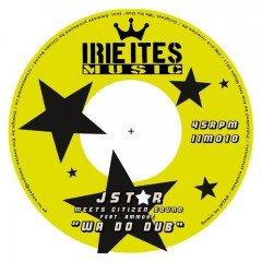"""JStar meets Citizen Sound feat. Ammoye – """"Wa Do Dub"""" / Wrongtom meets Citizen Sound feat. Ammoye & Deemas J – """"Wa Do Dance"""" 7 Inch [IIM010]"""