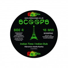 Vibronics – SCOOP040 10″ Vinyl – March 2012 – The French Connection EP 1-3