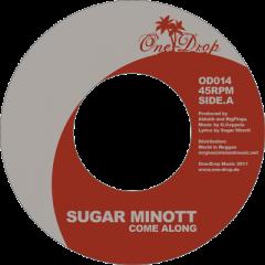 "Sugar Minott ""Come Along"" (One-Drop Music)"