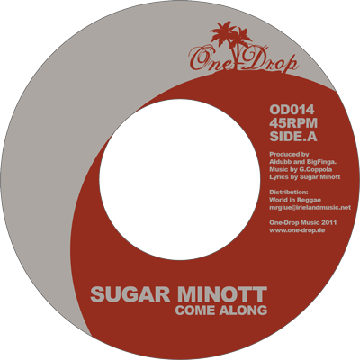 Sugar Minott Session In Session Good Thing Going Bad Things