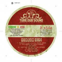 "WEBCAM HI-FI ""Feeding My Faith"" (Tube Dub Sound Records)"