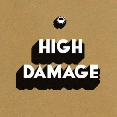 High Tone & Brain Damage – High Damage (Jarring Effects)