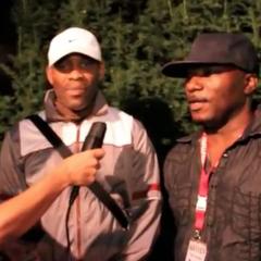 Captain Barkey and Wickerman Interview at Reggaejam 2012