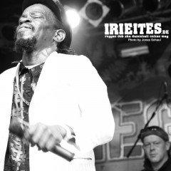 The Silvertones Interview @ Reggaejam 2012
