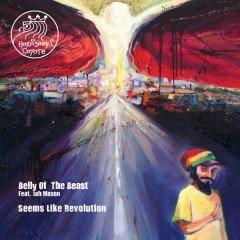 "Hornsman Coyote feat. Jah Mason ""Belly Of The Beast"" / ""Seems Like Revolution"""