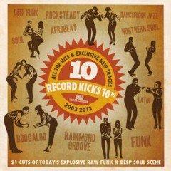 Record Kicks 10th (Record Kicks)