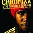 Der vielversprechende Artist Chronixx und die Zinc Fence Band sind momentan auf großer Europa-Tour um den Kontinent zu erobern. Am kommenden Samstag, 20.04. sind sie in der Roten Fabrik in...