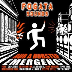 """Fogata Sounds """"Rub A Dubstep Emergency"""" (Fogata Sounds)"""