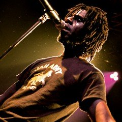 Chronixx live in Zürich (photos)
