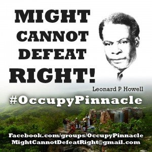 Occupy Pinnacle