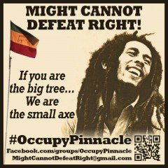 Uwe Banton im Interview – Irie Ites radio special about Occupy Pinnacle