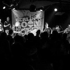 Berlin Boom Orchestra, Honigfabrik, Hamburg, 14.3.2014