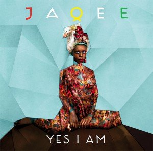 JAQEE - YES I AM - AlbumCover RGB small RZ
