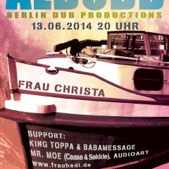 IIP074 irie ites music presents – ALDUBB, MR. MOE, KING TOPPA – LIVE!