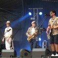 Fat Freddy's Drop, Stadtpark, Hamburg, 29.7.2014 Was passt in Sachen Musik besser zu einem gefühlt tropischen Sommer in Hamburg? Die Antwort liegt auf der Hand: Fat Freddy's Drop. Und dann...