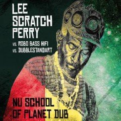 "Lee Scratch Perry vs. Robo Bass Hifi vs. Dubblestandart ""Nu School Of Planet Dub"" (Echo Beach)"