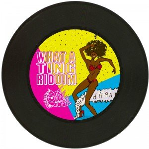 What A Ting Riddim (King Toppa – Kt004 – 2014)