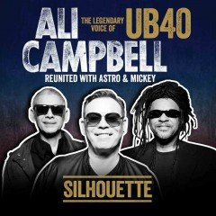 """Ali Campbell """"Silhouette"""" (Cooking Vinyl)"""