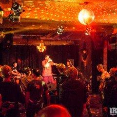 iLLBiLLY HiTEC feat. Longfingah, Hafenklang, Hamburg, 10.9.14