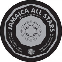 "Jamaica All Stars ""All Rudies In Jail"" (Cubiculo Records)"