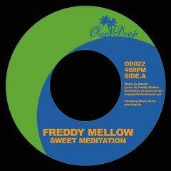 "Freddy Mellow ""Sweet Meditation"" (One-Drop Music)"