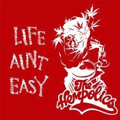 "The Hempolics ""Life Ain't Easy"" / ""Life Ain't Easy (Dubmatix Breakbeat Remix)"" (BBE)"