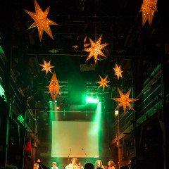 Papa Curvin's Original X-Mas Reggae Show, Fabrik, Hamburg, 24.12.14