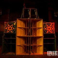 Rootsman Hustle feat. Dandelion Sound, Hafenklang, Hamburg, 9.1.15