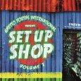 Set Up Shop Vol. 2 (Ghetto Youths International – 2015) Marleys auf Mission. Damian, Julian und Stephen, Söhne des großen Bob, haben unlängst das Label Ghetto Youths International ins Leben...