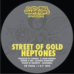"Heptones ""Street Of Gold"" (Cultural Warriors Music)"