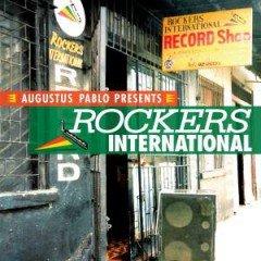 """Augustus Pablo """"Presents Rockers International"""" (Greensleeves/VP)"""