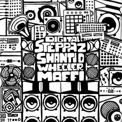 "Digital Steppaz feat. Wheeler/Shanti D ""Breeze Blow/Dem Not Ready"" (Double Dynamite)"