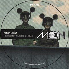 "Numa Crew ""Dub Searcher"" (Moonshine Recordings)"