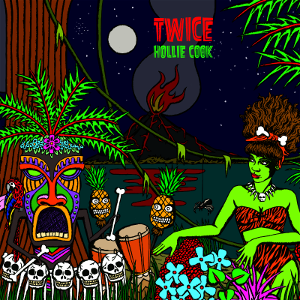 Hollie Cook - Twice album cover