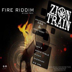Zion Train Fire EP