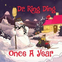 "Dr. Ring Ding ""Once A Year"" (Pork Pie)"