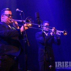 Fat Freddy's Drop, Mehr! Theater, Hamburg, 25.11.15