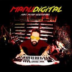 "ManuDigital feat. Peter Youthman ""Digital Lab Vol. 2"" (X-Ray Production)"