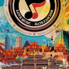 Lucha Amada II – Love Music. Hate Facism (Jump Up Records)
