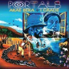 """Akae Beka """"Portals"""" (I Grade Records)"""