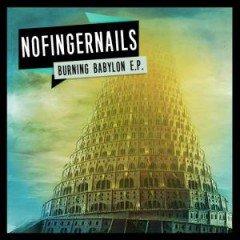 """No Finger Nails """"Burning Babylon EP"""" (Marée Bass)"""