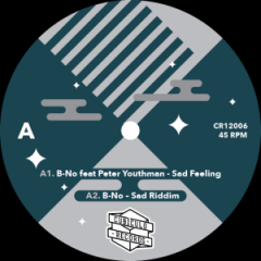 "B-No feat. Peter Youthman & Tuli Ranks ""Sad Riddim EP"" (Cubiculo Records)"