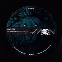 "King Yoof, Earl 16, MC Spee ""Lion Sleeps No More"" (Moonshine Recordings)"