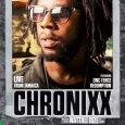 Chronix & Zinc Fence Redemption, Support: Nattali Rize Chronixx ist definitiv der Mann der Stunde wenn es um Modern Reggae geht. Von Kindsbeinen an zeigt der heute 22-jährige Jamar Rolando...