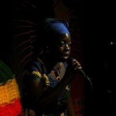 Kazam Davis, Infinite & Black Omolo, Brückenstern, Hamburg, 6.5.16