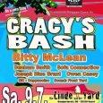 Auch in diesem Jahr gibt es eine neue Ausgabe des Reggae-Festivals in Ostfriesland: Gracy's Bash 2016. Das Lineup mit Bitty McLean als Headliner kann sich sehen lassen, die Location sowieso....