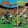 Junjo Presents: Wins The Worldcup (Greensleeves/VP – 1982/2016) Boom, passend zum aktuellen Fußballfieber der Europameisterschaft und des Copa América steht von Greensleeves eine Dubperle aus dem eigenen Label-Backkatalog als Wiederveröffentlichung...